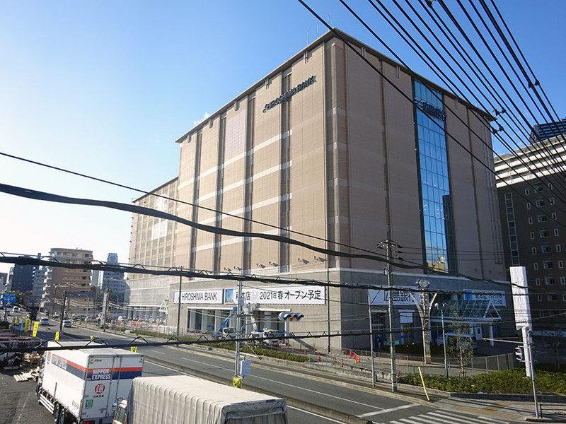 広島銀行事故